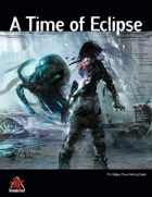 Eclipse Phase: A Time of Eclipse ePub