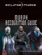 Eclipse Phase: Morph Recognition Guide (first edition)