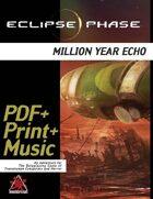 Million Year Echo Print + PDF + Music [BUNDLE]