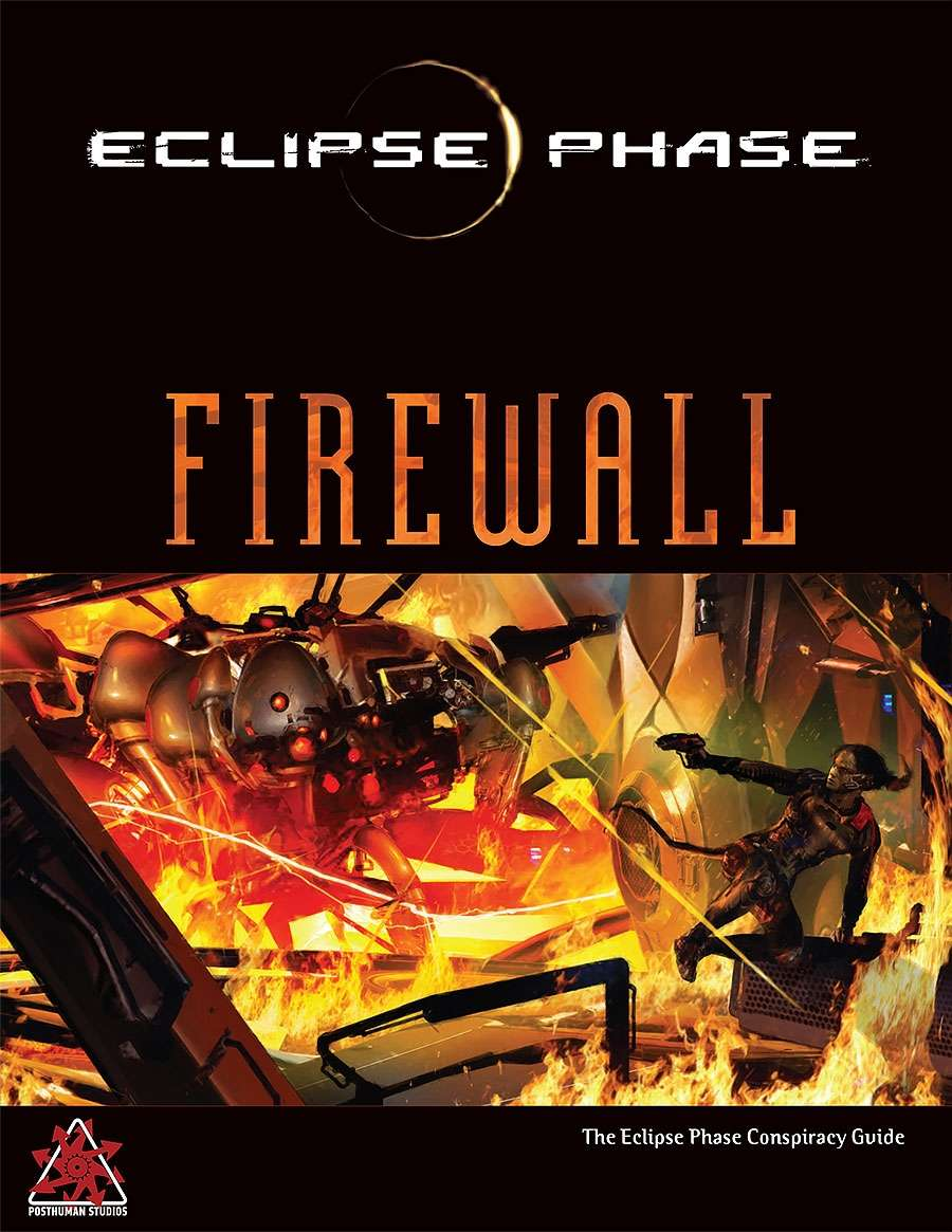 Eclipse Phase: Firewall