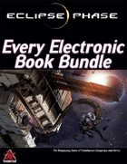 Eclipse Phase: All Electronic Books [BUNDLE]