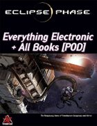 Eclipse Phase: Everything Electronic & POD Books [BUNDLE]