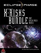 Eclipse Phase: X-Risks PDF + Hack Pack + Music [BUNDLE]