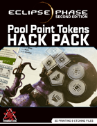 Eclipse Phase: EP2 Pool Point Tokens Hack Pack