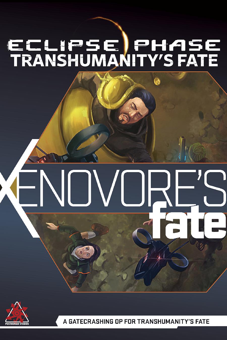 Xenovore's Fate cover