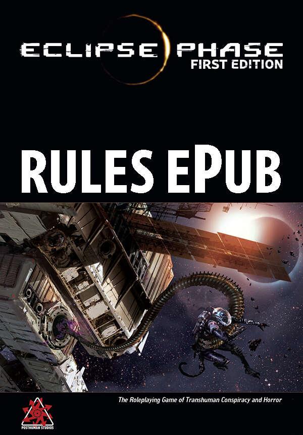 EP1 Rules ePub cover