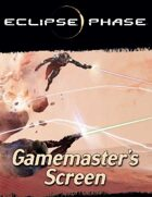 Eclipse Phase: Gamemaster's Screen (first edition)