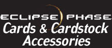 Eclipse Phase Cards & Cardstock