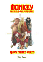 Monkey The RPG Quickstart Rules