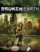 Broken Earth Player's Guide (Savage Worlds)