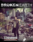 Broken Earth Player's Guide (PFRPG)