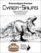 Cyber-Saurs (Kronocalypse Preview)