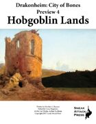 Drakonheim Preview 4: Hobgolbin Lands