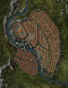 Drakonheim Poster Maps