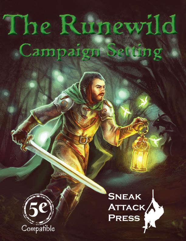 The Runewild Campaign Setting