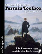 Advanced Encounters: Terrain Toolbox (4e)