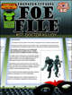 MHG21002 - Foe File 07: Doctor Killjoy