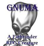 Gnuma - a Pathfinder Creature