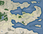Chronicles of Arax - World Map