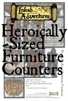 Inked Adventures Heroically Sized Furniture Counters