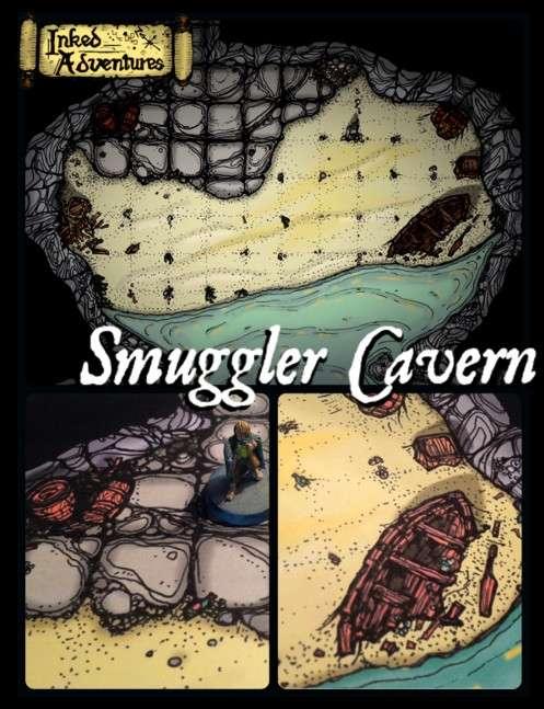 Smuggler Cavern