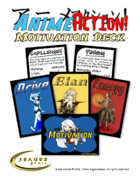 Anime Action Motivation Deck