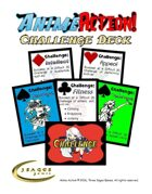 Anime Action Challenge Deck