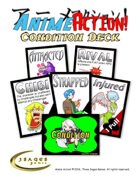 Anime Action Condition Deck