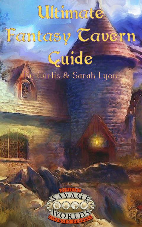 Ultimate fantasy tavern guide three sages games for Bureau 13 rpg pdf
