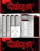 Directors Cut Survival Horror Director's Screen