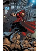 Scarlet Huntress Tales Through Time