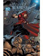 Scarlet Huntress Tales Through Time