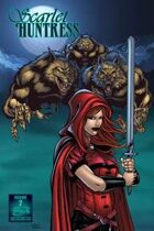 Scarlet Huntress #2