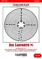Das Labyrinth - Ausgabe 1