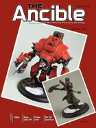 The Ancible Magazine Issue 15