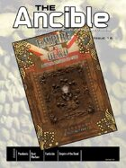 The Ancible Magazine Issue 16