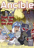 The Ancible Magazine Issue 4