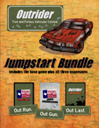 Outrider Jumpstarter [BUNDLE]
