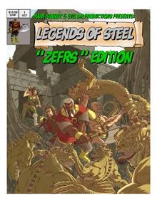 Legends of Steel: ZeFRS Edition