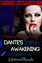 Dante's Awakening (Vampires of Hollywood: Book One