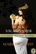 Black Salamander (A Claudia Seferius Mystery, #6)
