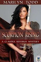 Scorpion Rising (A Claudia Seferius Mystery, #13)