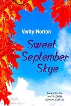 Sweet September Skye (The McCullough Romance Series, #2)