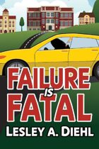 Failure Is Fatal (Laura Murphy Mysteries, #2)