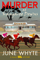 Murder at Kangaroo Downs (A Vets2U Mystery, #1)