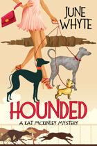 Hounded (A Kat McKinley Mystery, #3)