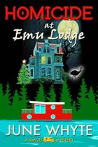 Homicide at Emu Lodge (A Vets2U Mystery, #3)