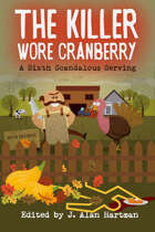 The Killer Wore Cranberry: A Sixth Scandalous Serving