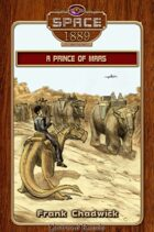 A Prince of Mars (Space: 1889 & Beyond, #5)