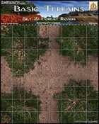 Basic Terrains 2: Forest Roads